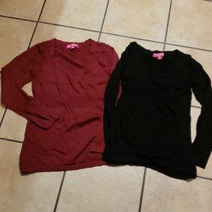Liz Lange for Target Sweaters - Maternity sweater Lot